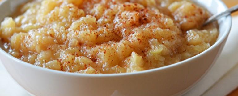 roasted applesauce - Agriberry Farm - CSA - Virginia ...