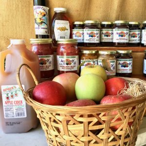 Fresh Fruit and Farm-Made Jams, Preserves and More