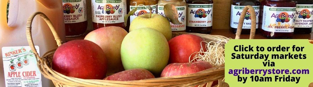 Local Fruit Farm and CSA